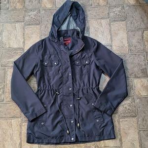 Merona - water resistant windbreaker jacket